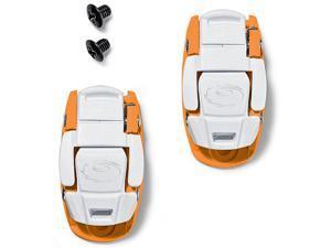 Sidi 2016 Cycling Shoe Replacement Caliper Buckle - SRS-ZCB (Orange / White)