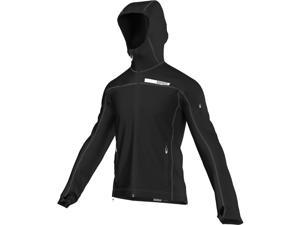 Adidas Outdoor 2015 Men's Terrex Stockhorn Fleece Mountain Sport Hoodie Jacket (Black - S)