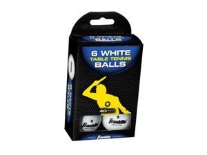 Franklin Sports Table Tennis Ball White - 57113