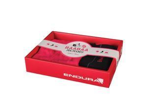Endura 2016 Women's Baabaa Merino Multitube/Skullcap/Winter Sock Cycling Gift Pack - E8903 (Pink - S/M)