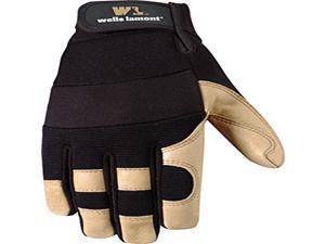Wells Lamont  Grain Pigskin Work Gloves for Men-XLarge - 3214XL