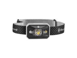 Black Diamond Storm 250 Lumens Waterproof Dust Proof LED Headlamp - BD620626 (Aluminum)
