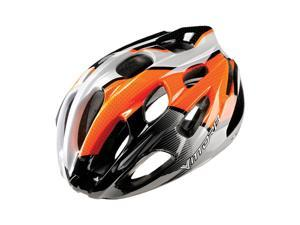 Vittoria V910 Road Helmet (White/Orange/Black - L)