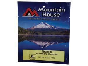Mountain House Breakfast Courses Granola w/Blueberries - 53449