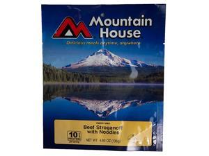 Mountain House Beef Stroganoff 6 pouches