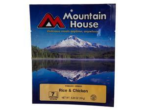 Mountain House Entrees Rice & Chicken - 53105