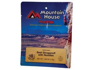 Mountain House Pro Pack Beef Stroganoff 16 oz - 50119