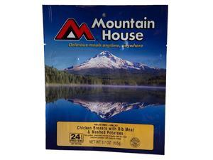 Mountain House Entrees Grilled Chick Breast w/Mashed Potatoes - 53170
