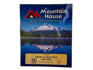 Mountain House Entrees Sweet&Sour Pork w/Rice - 53134