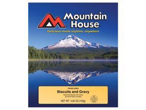 Mountain House Breakfast Courses Biscuits And Gravy - 53326