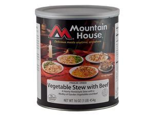 Mountain House #10 Vegetable Stew w/Real Beef Can - 30113