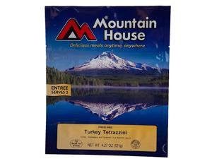 Mountain House Entrees Turkey Tetrazzini - 53135