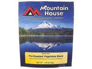 Mountain House Fire Roasted Vegetable Blend 8 oz - 53333
