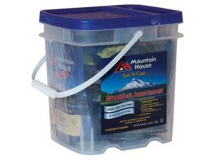 Mountain House Quick Order Just in Case Breakfast Bucket - 0080604