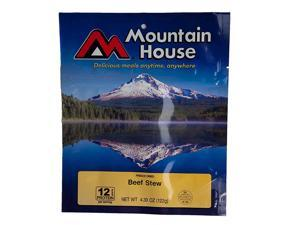 Mountain House Entrees Hearty Stew w/Beef - 53114