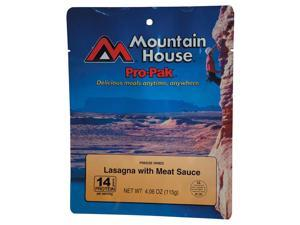 Mountain House Pro Pack Lasagna w/Meat Sauce 16 oz - 50127