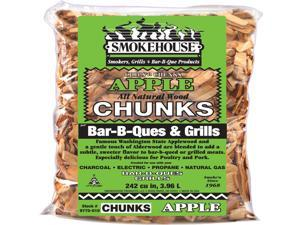 Smokehouse Bbq Wood Chunks - Apple - 9770010-0000