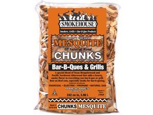 Smokehouse Bbq Wood Chunks - Mesquite - 9775010-0000