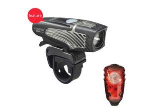 NiteRider Lumina 950 Boost Bicycle Head Light/Solas 100 Tail Light Combo - 6762