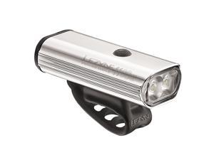 Lezyne Power Drive 1100XL LED Bicycle Headlight (SILVER/HI GLOSS)
