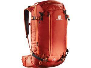 Salomon 2016/17 QST 25 ABS Compatible Pack (Lava Orange/Vivid Orange)