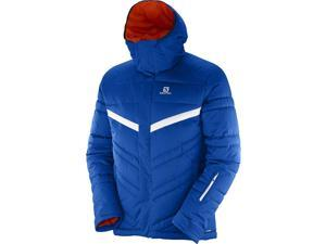 Salomon 2016/17 Mens Stormpulse Jacket (Blue Yonder/White - 2XL)