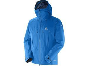 Salomon 2016/17 Mens S-Lab X Alp Pro Jacket (Union Blue - XL)