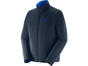 Salomon 2016/17 Mens Drifter Jacket (Big Blue-X/Brilliant Blue - M)