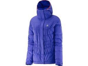 Salomon 2016/17 Womens Stormpulse Jacket (Phlox Violet - L)