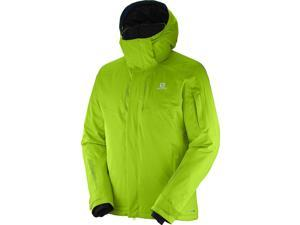 Salomon 2016/17 Mens Stormspotter Jacket (Granny Green - L)