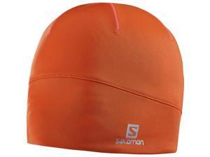 Salomon 2016/17 Mens Active Beanie (Vivid Orange - One Size)