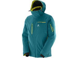 Salomon 2016/17 Mens Brilliant Jacket (Blue Steel - L)