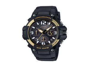 Casio Mens Casio Sport Chronograph Watch - MCW100H-9A2V