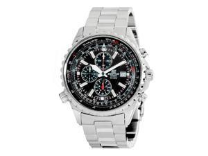 Casio Mens Ef527D-1Av Edifice Stainless Steel Multi-Function Watch - EF527D-1AV