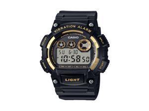 Casio Mens Casio Super Illuminator Watch - W735H-1A2V
