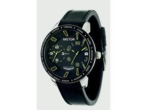 Morellato Sector Mens Marine 400 Analog Display Black Watch - R3251119007