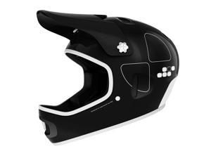 POC 2017 Cortex Flow MX Helmet - 10321 (Uranium Black - S/M)