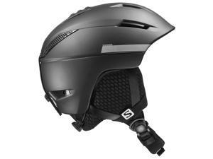 Salomon 2016/17 Ranger2 Ski Helmet (Black - L)