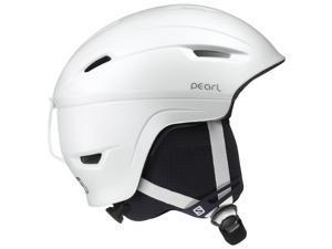 Salomon 2016/17 Women's Pearl 4D2 Ski Helmet (White - M)