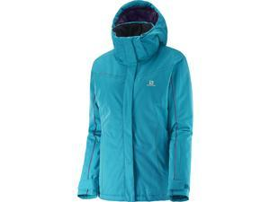 Salomon 2016/17 Womens Stormseeker Jacket (Kouak Blue - XS)
