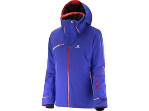 Salomon 2016/17 Womens Speed Jacket (Phlox Violet - M)