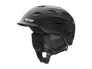 Smith Optics 2015 Vantage MIPS Winter Snow Helmet - Asian Fit (Matte Black - Small)