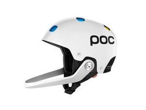 POC 2015/16 Sinuse SL Swe Edition Ski Helmet - 10149 (Hydrogen White - XL-XXL)