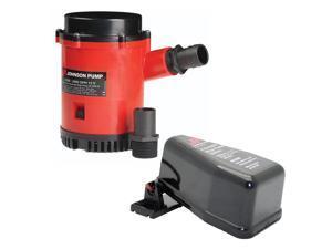 Johnson Pump 2200 Heavy Duty Bilge Pump W/ Free Switch - 22004FSP