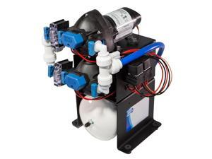 Jabsco Double Stack Water System 9.0 Gpm 40 PSI 12V - 52530-1000