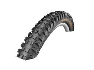 Schwalbe Magic Mary HS 447 BikePark Mountain Bicycle Tire - 27.5 in Wire Bead (Black - 27.5 x 2.35)