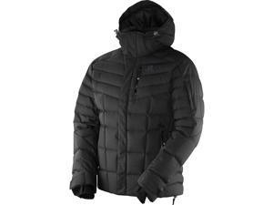 Salomon 2016/17 Mens Icetown Jacket (Black - XL)