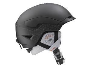 Salomon 2016/17 Quest Access Ski Helmet (Black Matt - S)