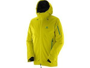 Salomon 2016/17 Mens QST Guard Jacket (Alpha Yellow - L)