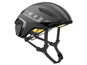 Scott 2017 Cadence Plus Road Bike Helmet - 250027 (Black - M)